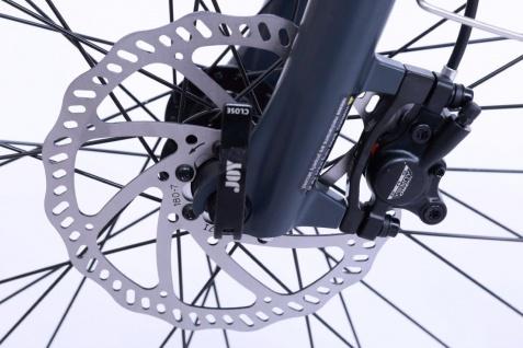 Marktneuheit 2021 Ruby E-Bike Elektro Fahrrad bis zu 150 km Pedelec 28 Zoll 25km/h Elektrorad Citybike - Vorschau 3