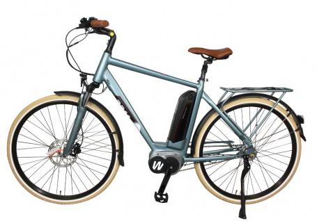 Marktneuheit 2021 Carnelian CB E-Bike Elektro Fahrrad bis zu 150 km Pedelec 28 Zoll 25km/h Elektrorad Citybike