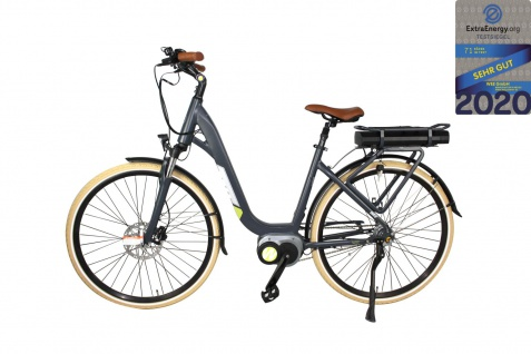 Marktneuheit 2021 Ruby CB E-Bike Elektro Fahrrad bis zu 150 km Pedelec 28 Zoll 25km/h Elektrorad Citybike