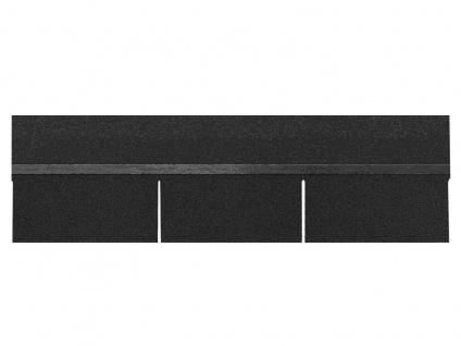 Dachschindeln Rechteck Form 1 Stk Schwarz Schindeln Dachpappe Bitumen
