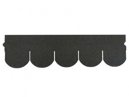 Dachschindeln Biberschindeln 1 Stk Schwarz Schindeln Dachpappe Bitumen
