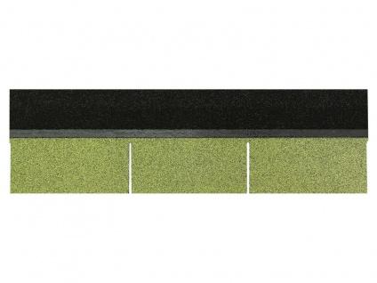 Dachschindeln Rechteck Form 1 Stk Grün Schindeln Dachpappe Bitumen