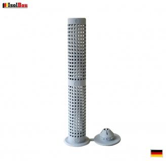 Siebhülsen 1 Stk Siebhülse 12x80 für Bolzen. Ankerstangen M6 - M8 Verbundmörtel