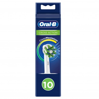 Oral-B Cross Action 10er CleanMaximizer