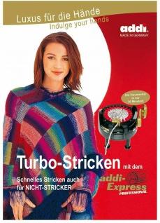 Addi 991-0 Buch Turbo - Stricken mit dem addi Express Professional