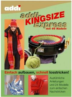 Addi 891-0 Express - Buch Kingsize - addi Express