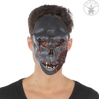 Rubies - 6240341 - Maske Zombie Werwolf * Skelett * werewolf * Horrormaske LATEX
