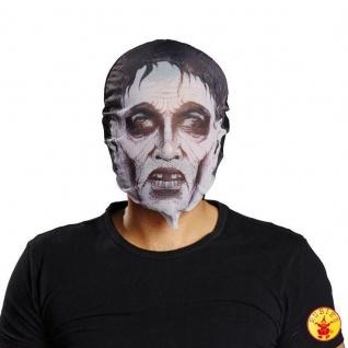 Rubies Horror Masken * Zombie, Vampir oder Pirat * Stoffmasken Halloween Maske
