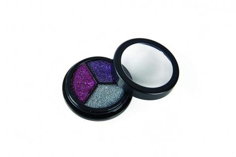 Jofrika Cosmetics 712109 - Trio Glitter Fairy Edition - Glitzer Body make up