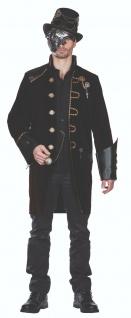 Rubies 14205 - Steampunk Mantel, Steam Punk Kostüm, Karneval