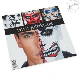 Rubies 799666 - Schminkbuch Jofrika * Schminkideen * Buch, Kinderschminken