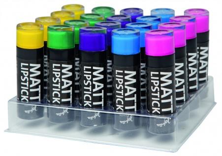 Jofrika Cosmetics 708xxx - Matt Lipstick, Lippenstift, 3g, verschiedene Farben