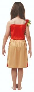 Rubies 3641410 - Vaiana Epilogue Classic, Kinder Kostüm, Gr. S M L, Kleid - Vorschau 3