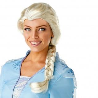 Rubies 3300472 - Elsa Frozen 2 Wig - Adult, Eiskönigin II - Perücke Erwachsene
