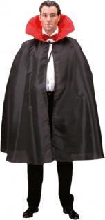 Mottoland 12818 - Dracula Umhang, 48/54 , Halloween CAPE