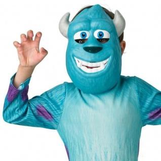 Rubies 330078 Sulley Kinder Maske * Child Mask * Disney Monster UNI AG Sully NEU