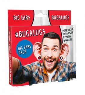 Rubies 6240502 - Bugalugs Big Ears, 10 paar riesen Ohren, Partyspaß Pappohren