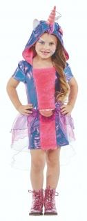 Mottoland 116219 - Einhorn * Kinder Kostüm * Karneval * 104 116 128 * Kleid
