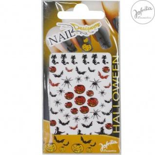 Jofrika Cosmetics Halloween Nagelsticker * 746850 * Nail Designer * Sticker *NEU