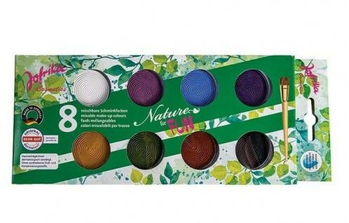 "Jofrika Cosmetics 778799 - Aqua Palette "" Nature for Fun"" Naturkosmetik, Set"
