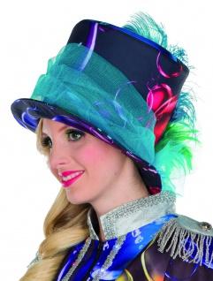 Mottoland 414453 - Bubble Hat * Kostüm Zubehör * Hut, Zylinder, Feder Luftblasen