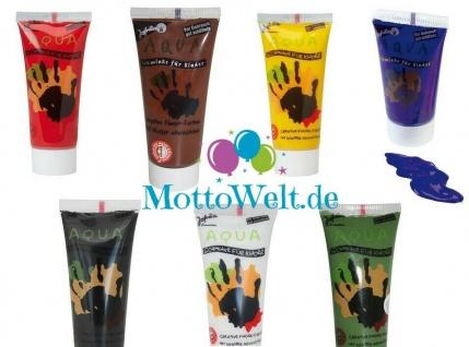 Jofrika Cosmetics 7087xx Aqua Make-up, hautfreundliche Schminke auch für Kinder
