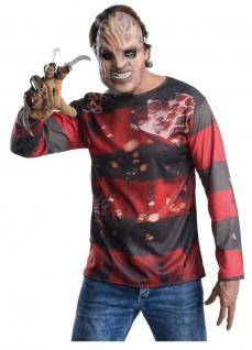 Rubies 336566 - Freddy Kit - Adult, Halloween, Krüger, Nightmare on Elm Street