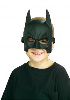 Rubies 34889 - Batman Maske - Child, Halbmaske für Kinder, Fledermaus
