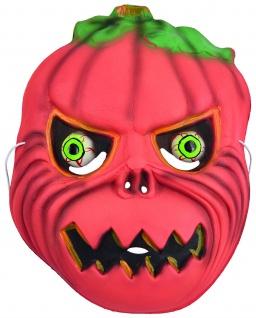 Rubies 6240348 - Kindermaske Kürbis, Maske mit Gummiband, Kinder Kostüm Zubehör