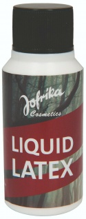 Jofrika 719005 - Liquid Latex 34ml, Flüssig, Modellieren von Narben / Wunden