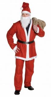 Rubies 14225 - Weihnachtsmann * Nikolaus * Weihnachten * Komplett Kostüm