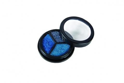 Jofrika Cosmetics 712108 - Trio Glitter Ice Edition - Glitzer Body make up