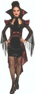 Rubies 2887265 - Vampire Vixen, Vampir Füchsin, Halloween Kostüm, Gr. S - STD