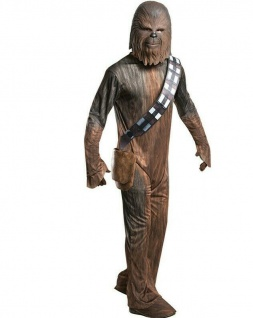 Rubies 3820966 - Chewbacca - Adult Kostüm, Star Wars, Gr. STD - XL
