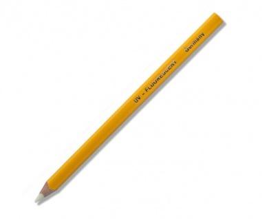 Steidl & Becker UV Bleistift blau leuchtend, Stift, Markierer, Marker farblos