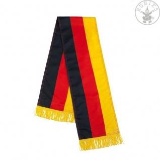 Rubies 11841 - Deutschland Satinschal, Schal * WM EM * Fußball * Fan Zubehör