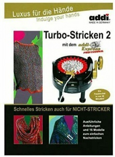 Addi 995-0 Buch Turbo - Stricken 2 - addi Express - Buch II
