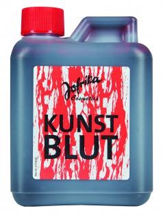 Jofrika Cosmetics 708501 - Kunstblut Kanister 500ml, Halloween, Theater Blut