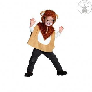 Rubies 12737 - Löwe * Kinder Kostüm * Karneval * Lion * 92 - 116 * Wildtier CAPE