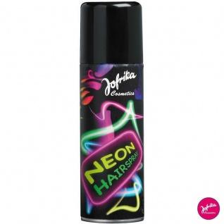 Jofrika Cosmetics 70660x Neon Spray 125ml, Neon Spray in pink gelb violett rot