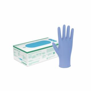 Vasco Nitril Hygienehandschuhe BLUE S