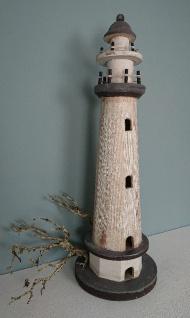 Leuchtturm aus Holz - Vorschau 2