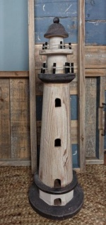 Leuchtturm aus Holz - Vorschau 4