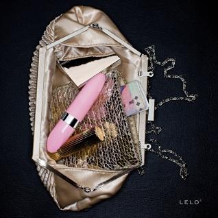 LELO MIA 2 Petal Pink Massager für die Frau im Lippenstiftsstil. Diskreter Kugel-Massager mit USB zum Handgebrauch - Vorschau 4
