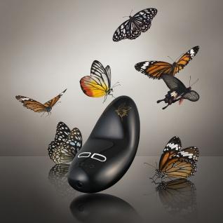 LELO NEA 2 Obsidian Black Intim-Massager für Frauen. Elegantes Spielzeug zur Stimulierung, mit doppelter Leistungskraft, aber dennoch für eine leise, äußere weibliche Massage - Vorschau 5