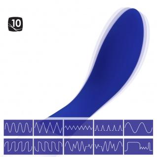LELO MONA Wave Midnight Blue Vibrierender Massagerfür Frauen. Mit WaveMotion-Technologie und 12 Vibrationsformen - Vorschau 5