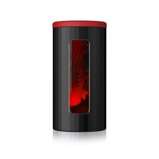 LELO F1S V2 Lustkonsole Gunmetal Black, wasserdichter Masturbator für Männer mit einer Open-Interface-App und 4 einzigartigen Vibrationsprogrammen