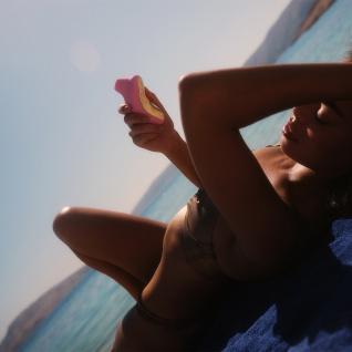 LELO SONA Cruise Massager mit Schallwellen und Temporegulierung für größeres Vergnügen Pink, Wasserdichtes aufladbares und pulsierendes Stimulierungsspielzeug für Frauen - Vorschau 5