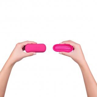 Intimina Ziggy Cup, Extradünne und für Sex geeignete Menstruationstasse mit flacher Passform - Vorschau 3
