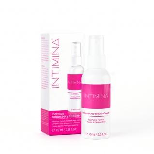Intimina Intimate Accessory Cleaner, Schadstofffreier Reiniger zur persönlichen Massage, Alkoholfreies Desinfektionsspray